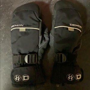 Snowboarding Mittens